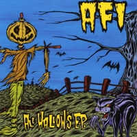 A.F.I. - All Hallow's E.P. [10 Inch Orange Vinyl]