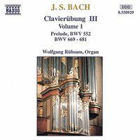 J. RHEINBERGER - Clavierubung Volume 1