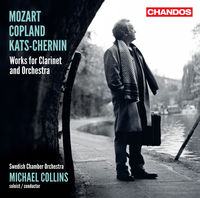 Michael Collins - Works For Clarinet & Orchestra