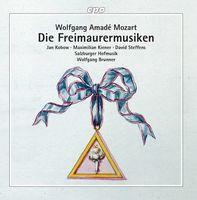 Wolfgang Brunner - Die Freimaurermusiken