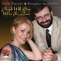 Nicki Parrott - People Will Say We're in Love