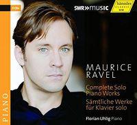 Florian Uhlig - Comp Solo Pno Works