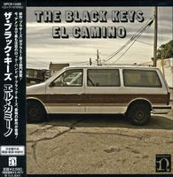 The Black Keys - El Camino (Bonus Track) (Jpn)