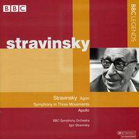 Igor Stravinsky - Agon