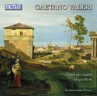 Valeri / Loreggian / Perin - Organ Works