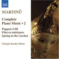 Giorgio Koukl - Piano Music 2