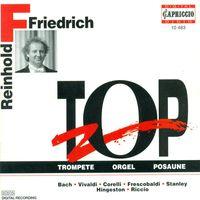 REINHOLD FRIEDRICH - Trumpet-Organ-Trombone