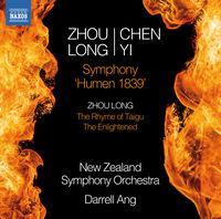New Zealand Symphony Orchestra - Symphony Humen 1839