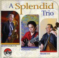 Howard Alden - Splendid Trio