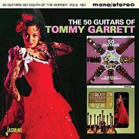 Tommy Garrett - South Of The Border 1 & 2 (Uk)