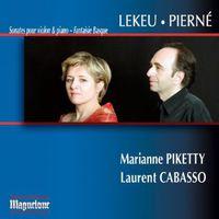 Marianne Piketty - Sonates Pour Violon Et Piano / Fantaisie Basque