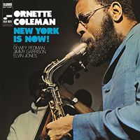 Ornette Coleman - New York Is Now! [Vinyl]