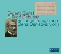 Elena Denisova - Evgenij Gunst & Claude Debussy