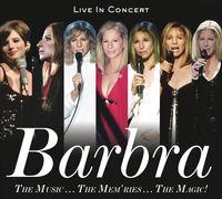 Barbra Streisand - The Music...The Mem'ries...The Magic! [2CD]