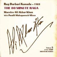 Ali Akbar Khan - Signature Series, Vol. 3: Rag Darbari Kanada