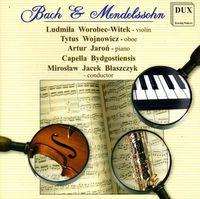 Bach / Wojnowicz / Worobec / Jaron / Blaszczyk - Concerto for Violin