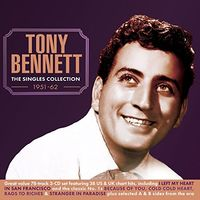 Tony Bennett - Singles Collection 1951-62