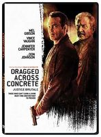 Dragged Across Concrete [Movie] - Draged Across Concrete (Justice Brutale) [Import]