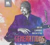 Brian Landrus - Generations