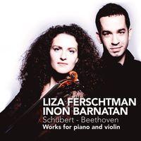 Inon Barnatan - Works For Piano & Violin