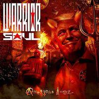 Warrior Soul - Back On The Lash (American Idol Sleeve)