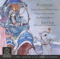 Minnesota Orchestra - Belkis Queen of Sheba Suite / Pines of Rome