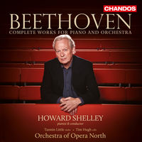 Howard Shelley - Complete Works for Piano & Orchestra