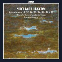 Various Artists - Symphonies 14 17 19 24 29 33 40 & 41