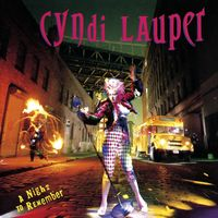 Cyndi Lauper - Night To Remember