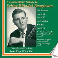 Erling Blöndal Bengtsson - Gramophone Tribute to Erling Blondal Bengtsson