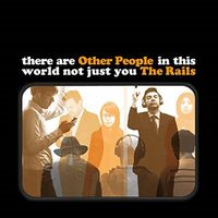 The Rails - Other People [Import LP]