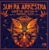 Sun Ra - Babylon-Live (Uk)