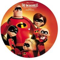 Michael Giacchino - The Incredibles (Original Motion Picture Soundtrack)