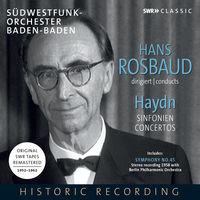 Hans Rosbaud - Rosbaud Conducts Haydn / Sinfonien & Concertos