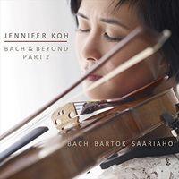 Jennifer Koh - Bach & Beyond Part 2