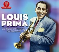 Louis Prima - Absolutely Essential 3 CD Collection