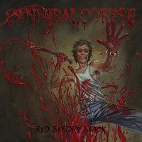 Cannibal Corpse - Red Before Black [Import Deluxe Edition]