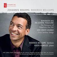 G. Butterworth - Johannes Brahms: Roderick Williams