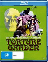 Jack Palance - Torture Garden