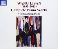 Yiming Zhang - Complete Piano Works