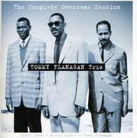 Tommy Flanagan - Complete Overseas Session