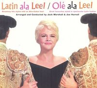 "Peggy Lee - Peggy Lee: ""Latin Ala Lee!"" And ""Olé Ala Lee!"""