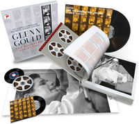 Glenn Gould - The Goldberg Variations: The Complete 1955 Recording Sessions