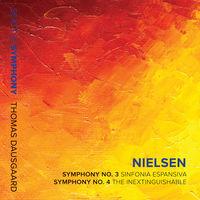 K Riisager - Symphonies 3 & 4