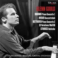 Glenn Gould - Piano Concerto