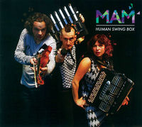 Mam - Human Swing Box [Digipak]