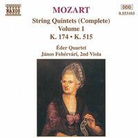 Janos Fehervari - String Quartets 1