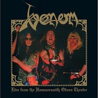 Venom - Live From Hammersmith Odeon Theatre (Gold Vinyl)