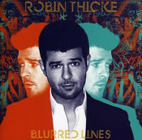 Robin Thicke - Blurred Lines [Import]