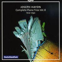 Trio 1790 - Complete Piano Trios 8